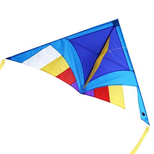 emmakites-5-m-miss-sora-delta-cerfs-volants-avec-double-corde-queues-et-kite-facile-a-voler-kite-pou