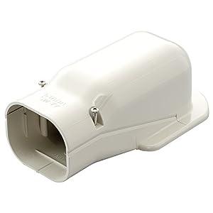 Amazon.com: Inaba Denko SW-100 Wall Inlet Gray Slim Duct ...