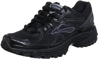 Brooks Women's Adrenaline GTS 13 Running Shoes, Color: Blck/Shadow/Slvr, Size: 5.0
