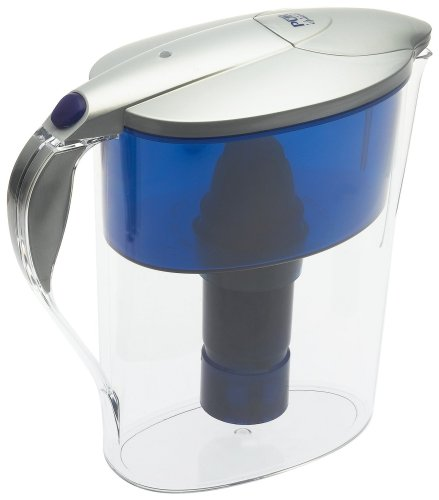 PUR CR-5000 Two-Stage Water Pitcher with Flavor Cartridge
