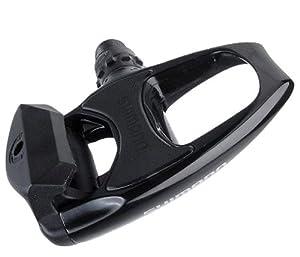 Shimano PD-R540 Pédale de vélo de course avec cales SPD-SL Noir Noir Noir taille unique