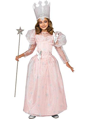 [Girl's Wizard of Oz Glinda Costume] (Glinda Costume For Kids)