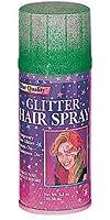 Glitter Hair Spray, Multiple Colors Available, Temporary Hair Glitter, Green