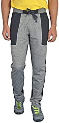 London Eye Mens Cotton Bottoms (Lr-0325-03-505_$P, Light Grey, M)