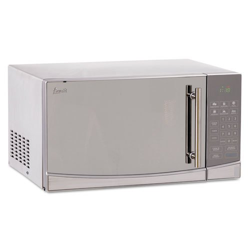 Avanti - 1.1 Cubic Foot Capacity Stainless Steel Touch Microwave Oven, 1000 Watts MO1108SST (DMi EA