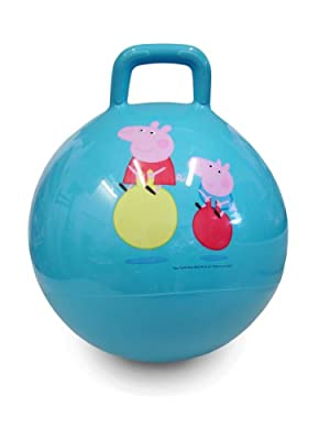 Peppa Pig Sit n Bounce - Blue
