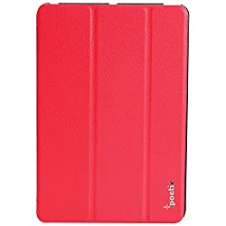 Poetic Slimline Case for Apple iPad Mini 2 with Retina Display Red (3 Year Manufacturer Warranty From Poetic)