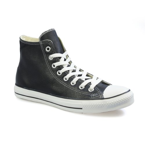 Converse All Star Ct Hi Schwarz Leder Sneakers