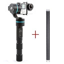 Neewer Feiyu G4 3-Axis Handheld Steady Gimbal PTZ Camera Mount with One 15\