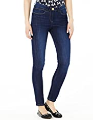 Denim 5 Pocket Jeggings
