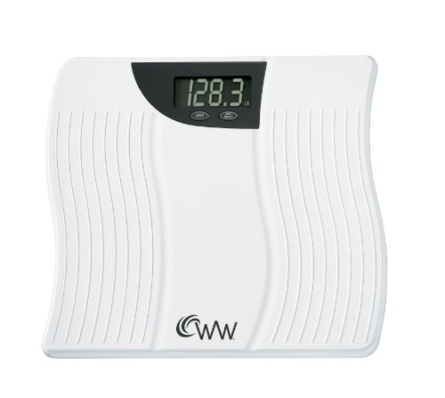 Weight Watchers Contoured Precision Electronic Scale