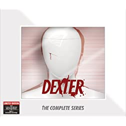 Dexter: The Complete Series Collection Exclusive Gift Set [Blu-ray]