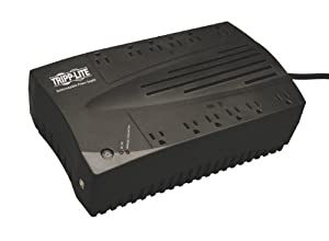 Tripp Lite AVR900U 900VA 480W UPS Desktop Battery Back Up AVR Compact 120V USB RJ11, 12 Outlets