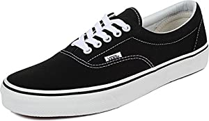 Vans Era Core Classic Skate Shoe - Men's Black, 14.0