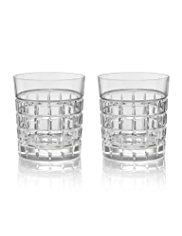 2 Linear Whiskey Tumblers