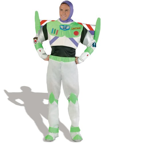 Disguise Mens Disney Toy Story - Buzz Lightyear Prestige Adult Costume