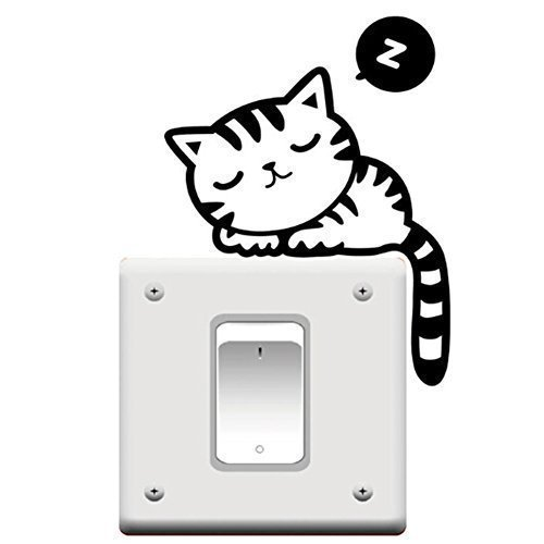 leading-star-cheap-fashion-cute-black-cat-nap-pet-light-switch-funny-wall-decal-vinyl-stickers-by-le