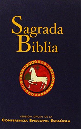 Sagrada Biblia (ed. popular - rústica): Versión oficial de la Conferencia Episcopal Española (EDICIONES BÍBLICAS)