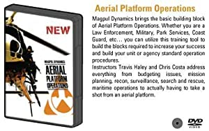 MAGPUL AERIAL PLATFORM OPER. 1 DVD by MAGPUL INDUSTRIES CORPORATION