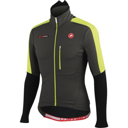 Image of Castelli Trasparente Due Wind Long Sleeve Jersey (B0093QAYP8)