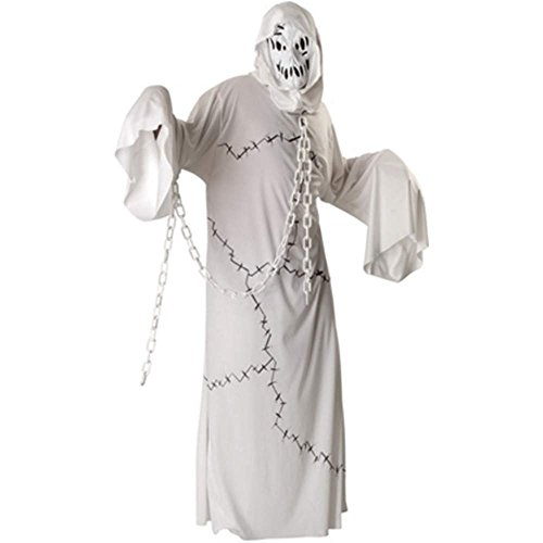 Cool Ghoul Ghost Adult Costume - Standard