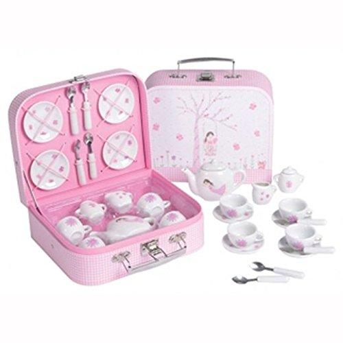 17-teiliges-Puppengeschirr-Fairy-Blossom-im-Koffer