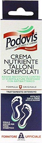 PODOVIS Crema Nutriente Talloni Screpolati 75 Ml