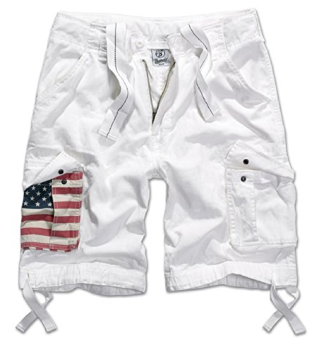 US Flag Brandit Legend Vintage Cargo Short (S a 7XL)