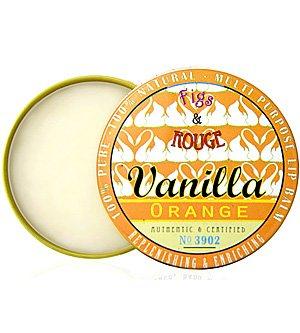 Fig-0 - Figs -0 Rouge - ROUGE ナチュラルモイスチャーバーム vanilla Orange 17 mL