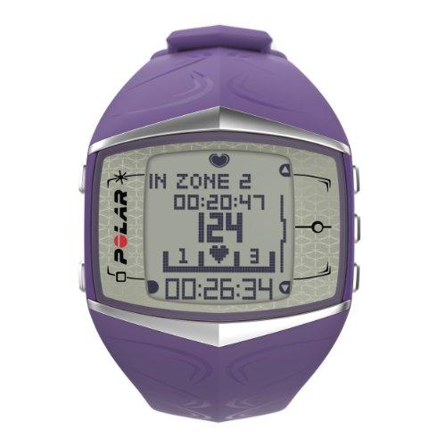 Polar Polar FT60 Heart Rate Monitor, Lilac