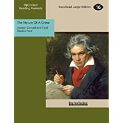The Nature of a Crime: Easyread Large Edition