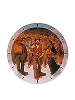 Artopweb Reloj De Pared Pellizza Da Volpedo Fiumana