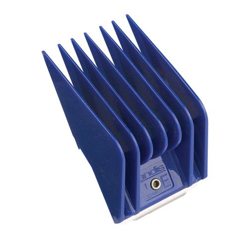 Andis High Quality Plastic Universal Snap-On Large Pet Clipper Comb, Size E, 25mm