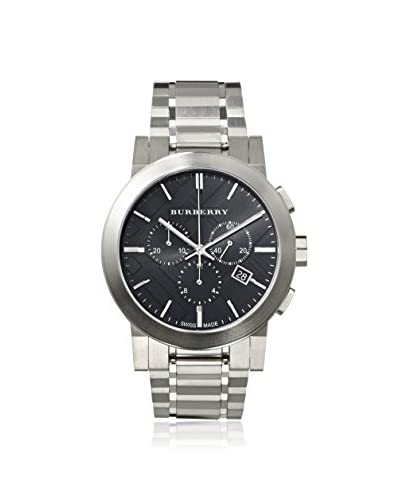 Burberry Men's BU9351 The City Chronograph Stainless Steel Watch