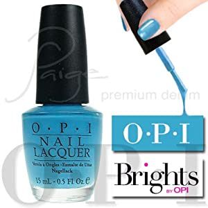 OPI No Room for the Blues B83