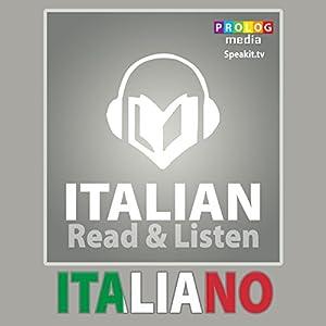 Italian Phrase Book Audiobook