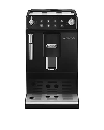 DeLonghi espressomachine Autentica zwart