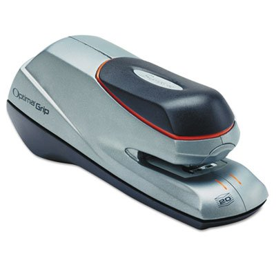 "Swingline - Electric Stapler, 20 Sheet Cap., 3/8"" Throat, Silver, Sold As 1 Each, Swi 48207"