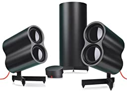 Logitech Speaker System Z553 with 40 Watts RMS Power and 3 Device Inputs