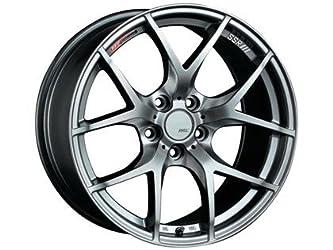 SSR-T618850+4805GPS SSR GTV03 18×8.5 5×114.3 48mm Offset Phantom Silver Wheel S2000 / RSX / Civic FD FA