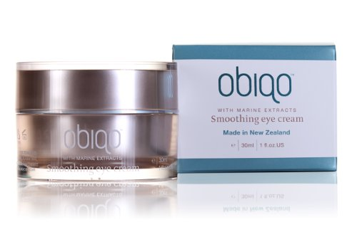 Obiqo Skincare Smoothing Eye Cream 1 oz Pot