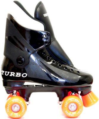 Ventro Pro VT01 Turbo Ventro Pro Quad Roller Skates with Fluo Orange Wheels EU33