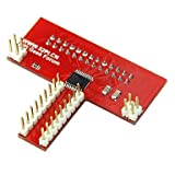 TY Raspberry PI GPIO Broad with 5V to 3.3V Automatic Voltage Conversion