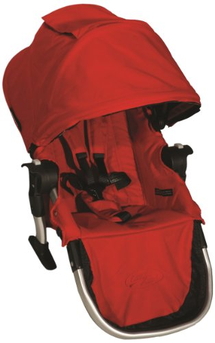 Baby Jogger City Select Second Seat Kit, Ruby front-11260