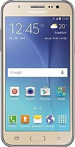 Samsung Galaxy J5 8GB 4G Oro - Smartphone (12,7 cm (5