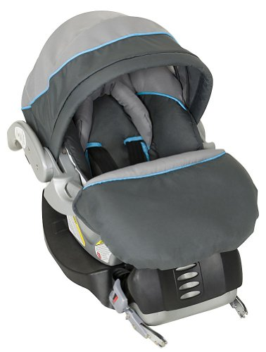baby trend fixed back flex loc infant car seat glacier reviews car seats usa. Black Bedroom Furniture Sets. Home Design Ideas