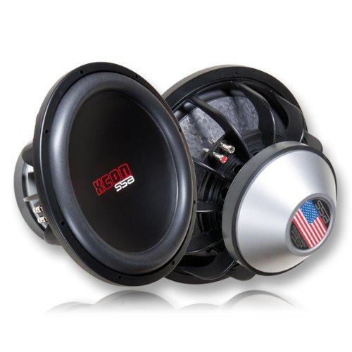 "Xcon-18 D2 Sound Solutions Audio 18"" 1750W Dual 2-Ohm Xcon Series Subwoofer"
