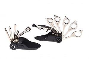 NetsPower outil fonctionnel ® 15 en 1 multi de réparation de vélos