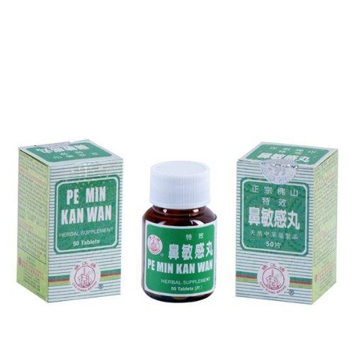 Pe Min Kan Wan-pe Min Kan Pilules-50 tableaux