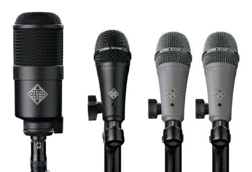 Telefunken Dd4 | Dynamic Drum Microphone Pack